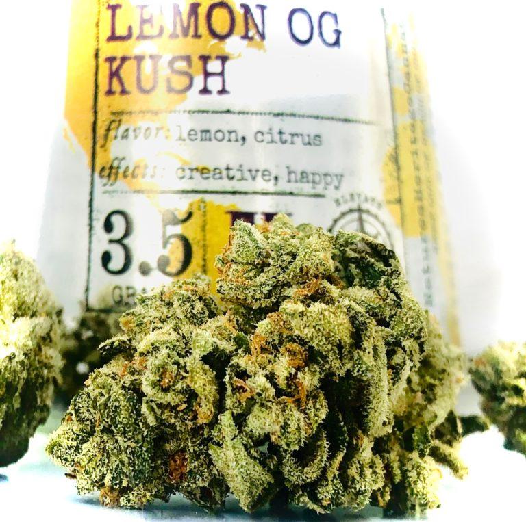 lemon og kush by heritage