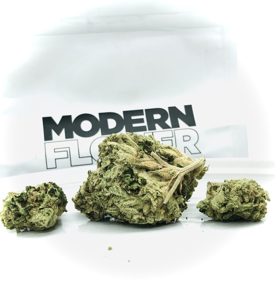 element strain by modern flower harvest