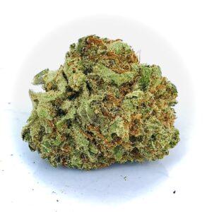 gorgeous green bu of pineapple kush strain