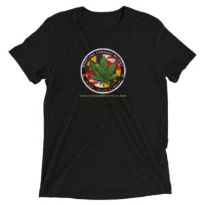 Official Maryland Cannabis Reviews Short sleeve t-shirt