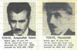 the infamous Tohki Brothers for whom we most undoubtedly owe a debt of gratitude for inadvertantly supplying the world with afghani black hash