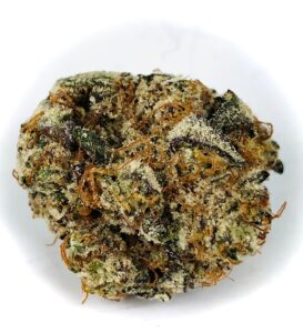 detailed image of the soap strain bud